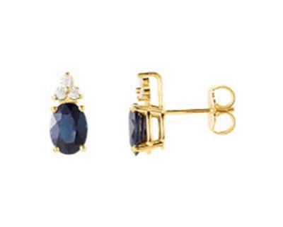 earring-sapphire