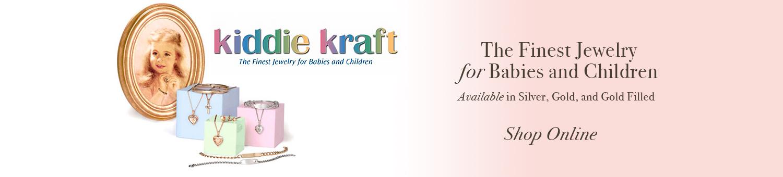 Kiddie Kraft The Finest Jewelry For Babies & Children