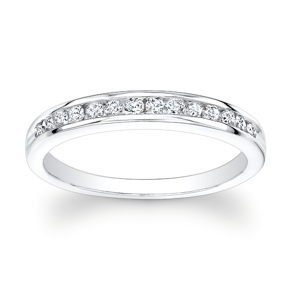 diamond set band women channel platinum wedding s media bands