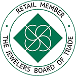 Retail Member of The Jewelers Board of Trade Logo