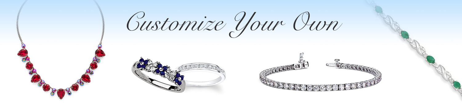 Customize Your Own Jewelry